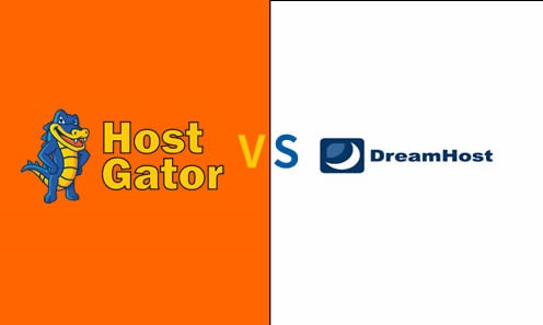 HostGator VS DreamHost: Comparison Based on Price & Features